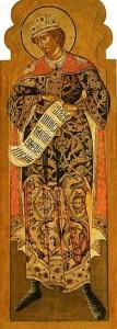 205px-John_in_Korovniki_church_-_patriarch_11_Benjamin_(c._1654,_Yaroslavl)