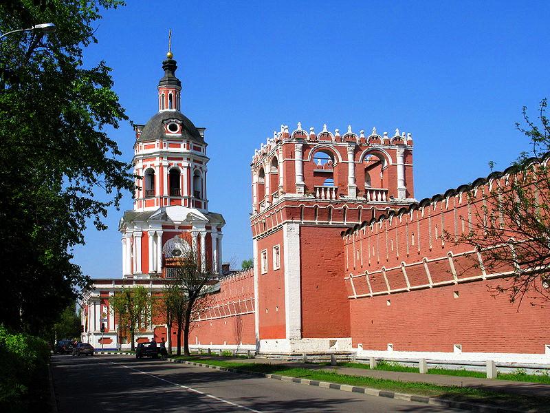Адрес Донского монастыря: