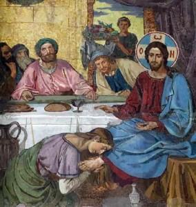 Христос у фарисея (1)