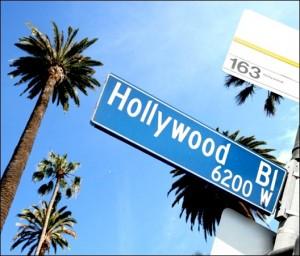 Пасха в Голливуде