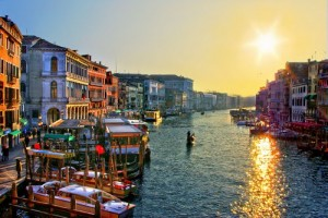 Пасха в Венеции