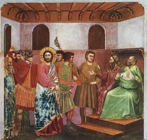 640px-Giotto_-_Scrovegni_-_-32-_-_Christ_before_Caiaphas