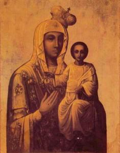 Моздокская икона Богоматери