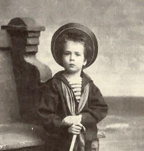 """Илья Сургучев """"Детство императора Николая II"""""""