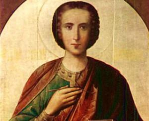 Жития святых. Великомученик и целитель Пантелеимон