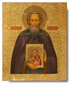 Жития святых. Преподобный Авраамий Галичский