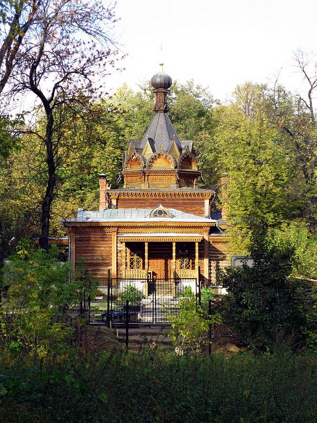 Храм Тихона Задонского в