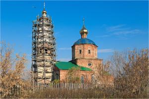 Троицкая церковь села Троицкое