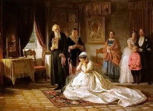 Суеверия, связанные с венчанием