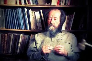 Рифмы жизни. Александр Солженицын.