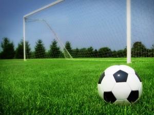 Дело дня. Футбол с приютскими мальчишками.