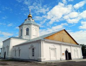 Сызрань. Ильинская церковь