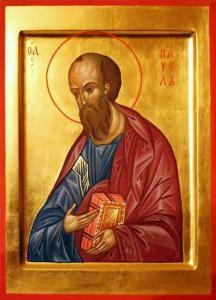 Православный календарь 12 июля. Святой апостол Павел.
