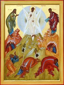 Православный календарь 19 августа. Преображение Господа Бога и Спаса нашего Иисуса Христа.