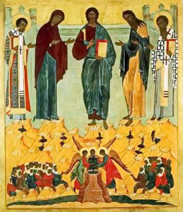 Православный календарь 14 августа. Происхождение (изнесение) Честных Древ Животворящего Креста Господня.