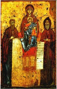 Икона Божией Матери Свенская-Печерская