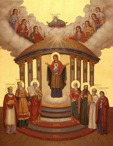 Икона «София – Премудрость Божия»