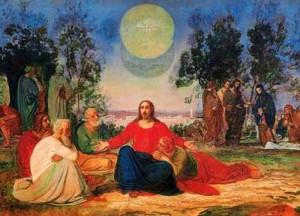 Пророческая беседа на горе Елеонской