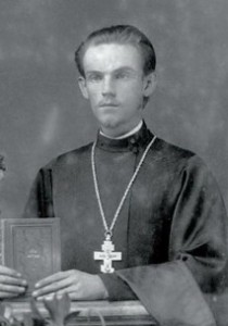 Священномученик Николай Доброумов