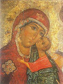 Толгская икона Божией Матери (1314)
