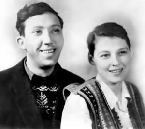 Юрий и Татьяна Никулины