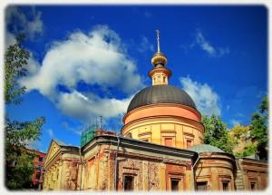 Храм Ирины мученицы в Покровском