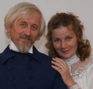 Светлый вечер с Михаилом Щепенко и Тамарой Басниной (эфир от 16.10.2014)