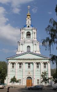 Сергиево-Казанский кафедральный собор.