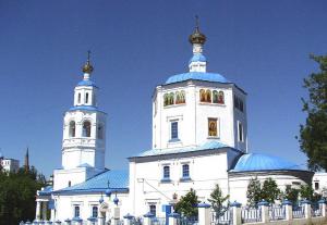 Иван Михляев: Казанский храм великомученицы Параскевы, постороенный на средства купца Ивана Михляева