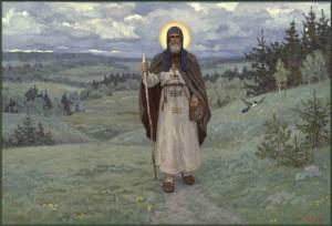 Почитание преподобного Сергия Радонежского за рубежом