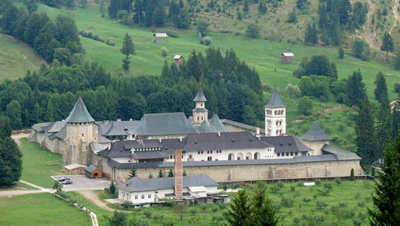 Монастырь Путна - румынский Иерусалим