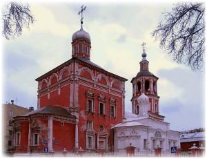 Церковь Введения во Храм Пресвятой Богородицы в Барашах