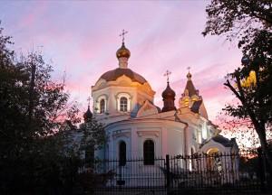 Храм Святителя Николая на Трёх горÐ
