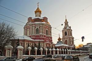 Храм Никиты Мученика на Старой Басманной