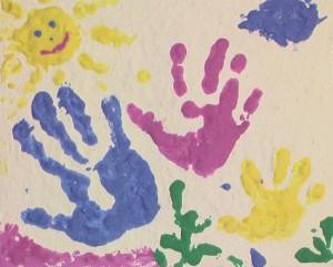 Творческая выставка-ярмарка детских работ