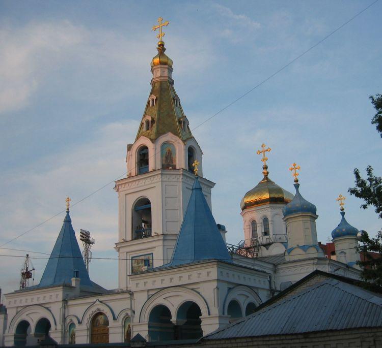 Ольга Шадрина: храм покрова Пресвятой Богородицы в Самаре