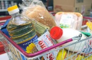 Продукты для подопечных службы помощи «Милосердие»
