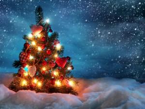 Рождественская елка для детей беженцев с Украины