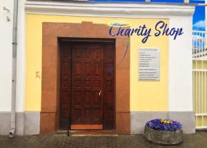 Благотворительный магазин «Charity Shop»