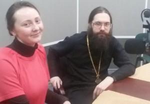 Светлый вечер с архимандритом Саввой Тутуновым и Евгенией Жуковской (эф. от 21.01.15)