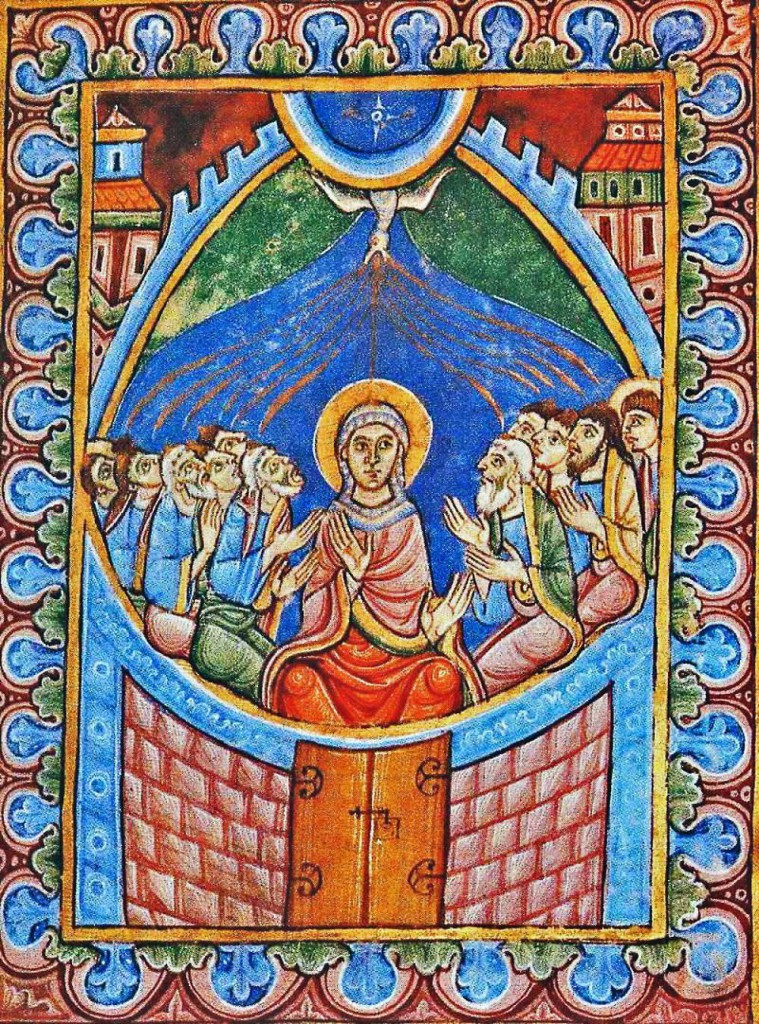 01y-unknown-artist-pentecost-the-descent-of-the-holy-spirit-on-the-apostles-st-albans-psalter