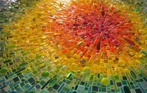 Мозаика для Морозовской детской больницы