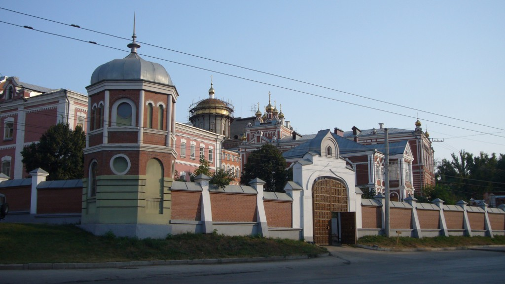 Иверский женский монастырь (Самара)