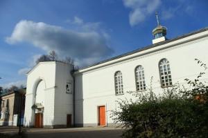 Казанский храм (город Кинель)