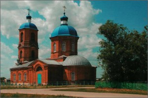 Церковь Димитрия Солунского (село Сухая Вязовка)