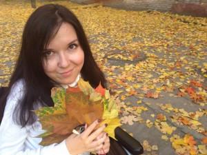 Электрическая коляска для Русланы Ткаченко