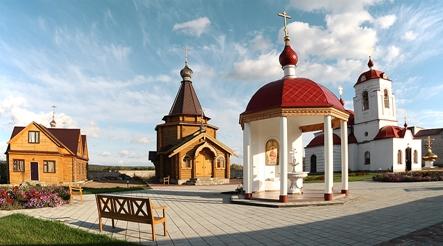 Свято-Ильинский женский монастырь (село Подгоры)