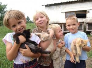 Детская деревня «Семейный очаг»