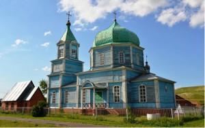 Деревянная церковь Михаила Архангела (село Малое Ишу́ткино)
