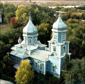 Казанская церковь (село Неро́новка)